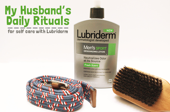 Self care with lubriderm