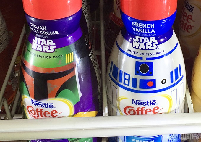 force friday find- coffee creamer