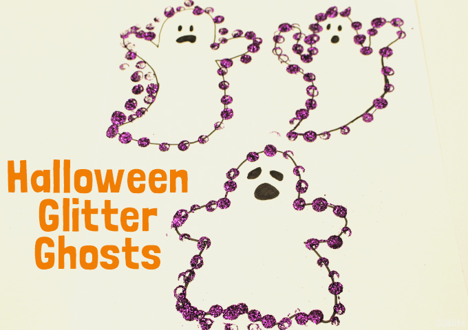 halloween-glitter-ghosts