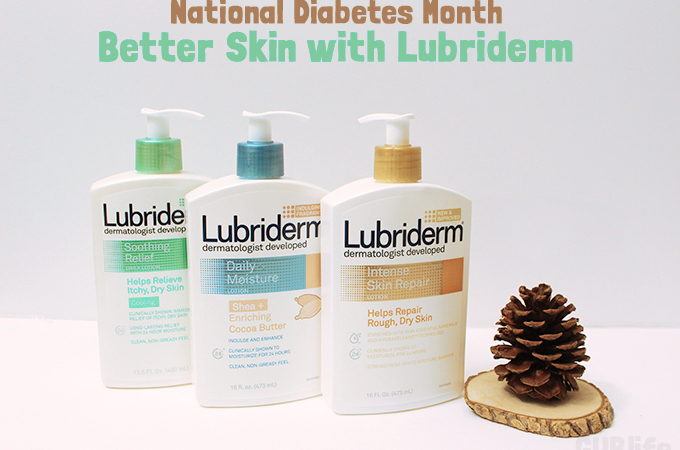 national diabetes month-November Lubriderm