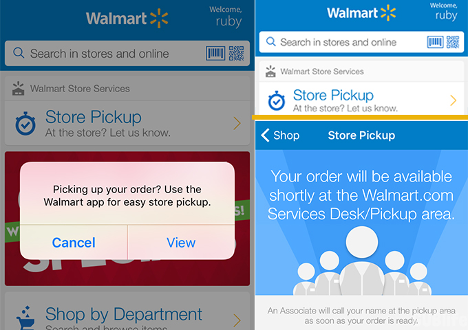 Walmart Pickup: Holiday Shopping Made Easy - GUBlife