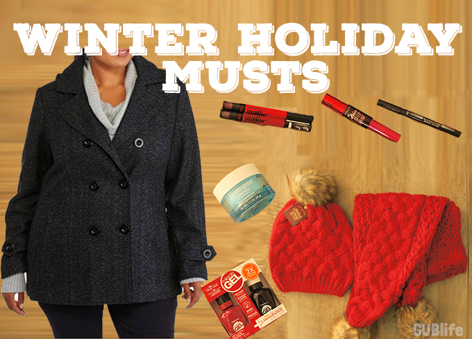 winter holiday musts-