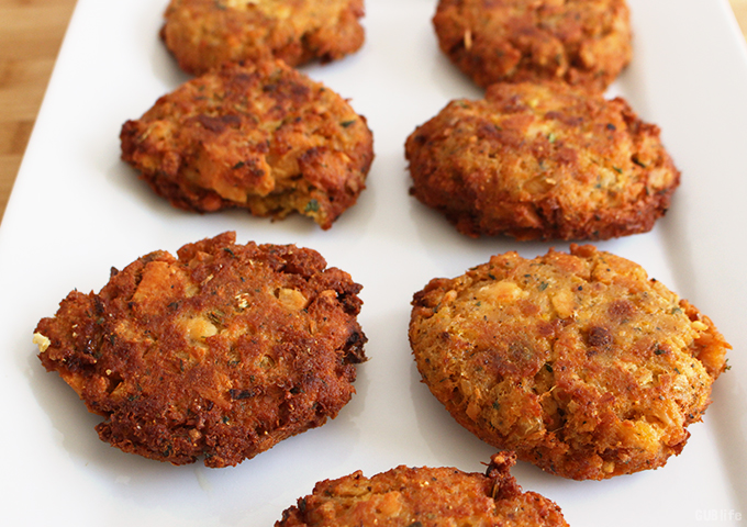 8 ingredient Tuna Cakes-GUBlife