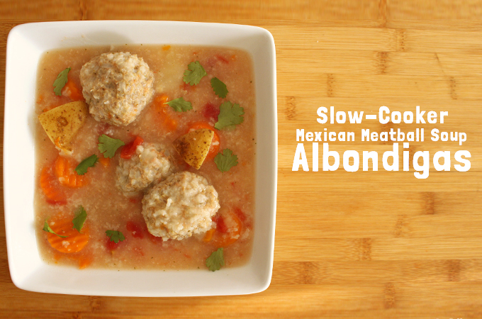 Slow-cooker-mexican-meatball-soup-albondigas-