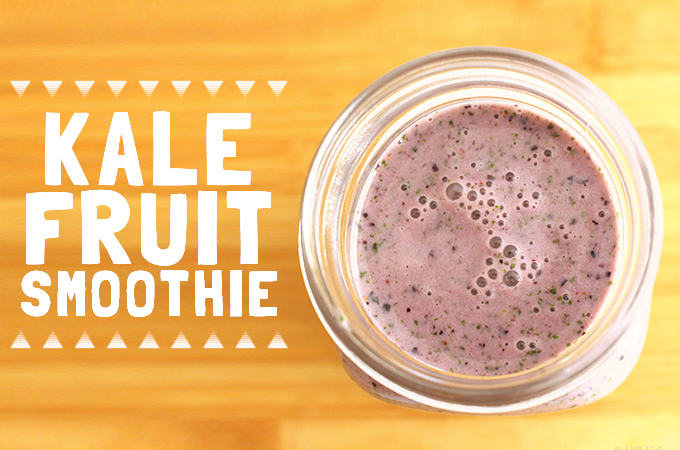 kale-fruit-smoothie