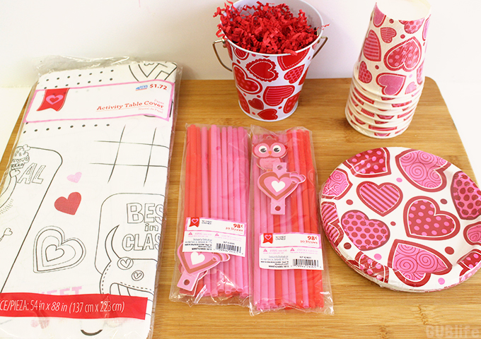 Valentine Day Party- supplies