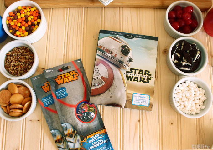 Star Wars Sundae viewing party