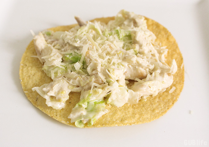 chicken caesar salad leftover lunch made easy