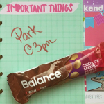 Snacking Smarter with Balance Bars