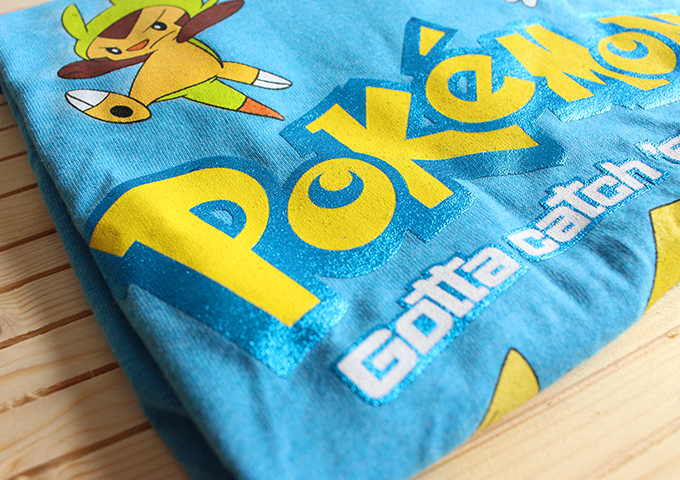 BACK TO SCHOOL POKEMON GRAPHIC TEES-WALMART