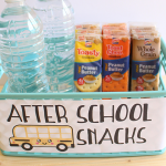 After School Snack Station with Lance Snacks