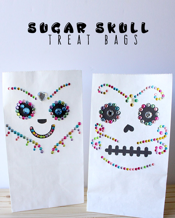 sugar-skull-treat-bags