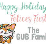 Felices Fiestas – Happy Holidays