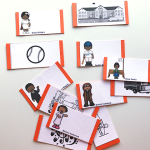 BHM: Notable Figures Matching Game