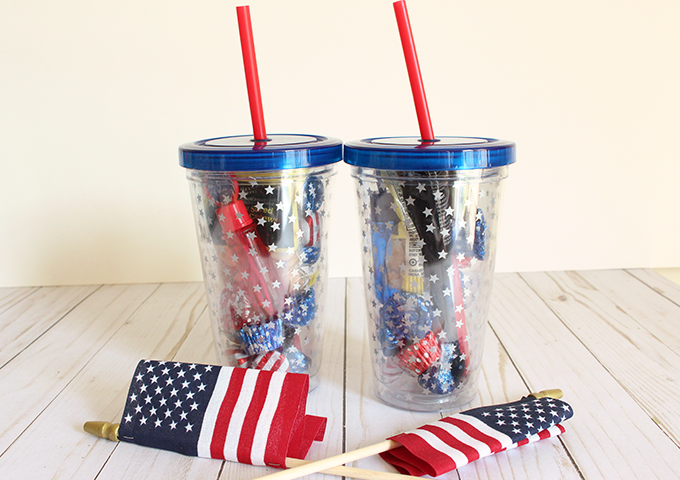 Firework-Celebration-treat-Cups