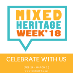 We're celebrating Mixed Heritage Week
